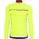 Castelli Perfetto Long Sleeve Men yellow fluo